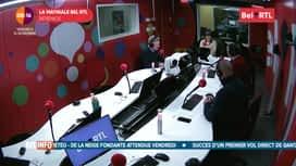 La matinale Bel RTL : Moreau des bois... (15/11/19 )