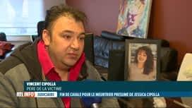 RTL INFO 13H : Le suspect du meurtre de Jessica a été arrêté en Tunisie