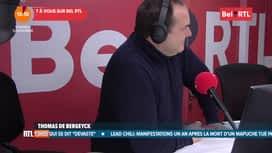 RTL INFO sur Bel RTL : RTL Info 13h du 15/11