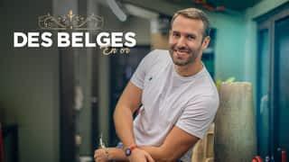 Des Belges en or