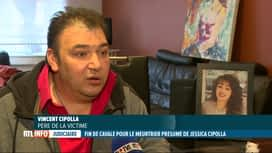 RTL INFO 19H : Le suspect du meurtre de Jessica a été arrêté en Tunisie