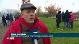 RTL INFO 19H : Les gardiens de la prison d'Ittre reprennent le travail ce soir