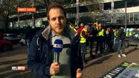 RTL INFO 13H : Les gilets jaunes fêtent leur premier anniversaire