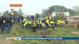 RTL INFO 13H : Appels au rassemblements de gilets jaunes, ce samedi en France