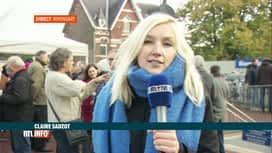 RTL INFO 13H : Action en gare de Rixensart pour exiger des accès pour les PMR