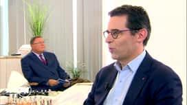 C'est pas tous les jours dimanche : L'invité de Pascal Vrebos: Jean-Marc Nollet, co-président d'Ecolo