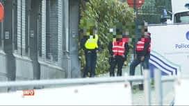 RTL INFO 13H : Important déploiement des forces de l'ordre ce matin à Bruxelles