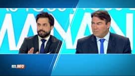 RTL INFO 13H : Retour sur le duel entre Georges-Louis Bouchez et Denis Ducarme