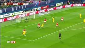 RTL INFO 13H : Qualifications pour l'Euro 2020: la Belgique s'impose face à la Russie
