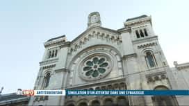 RTL INFO 19H : Important déploiement des forces de l'ordre ce matin à Bruxelles