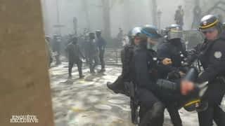Enquête exclusive : Violences urbaines, riposte policière : la « révolution » Gilets Jaunes