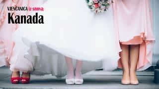 Vjenčanica iz snova: Kanada