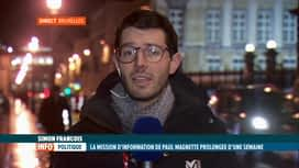 RTL INFO 19H : Paul Magnette reprendra ses consultations demain