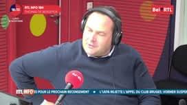 RTL INFO sur Bel RTL : RTL Info 18h du 18/11
