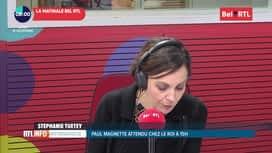 RTL INFO sur Bel RTL : RTL Info 8h du 18/11