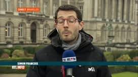 RTL INFO 13H : Paul Magnette remet son rapport au Roi cet après-midi