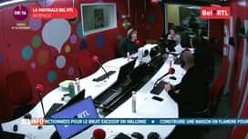La matinale Bel RTL : En stage d'observation... (19/11/19)