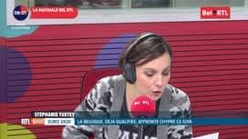 La matinale Bel RTL : RTL Info 8h du 19/11