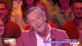 """Touche pas à mon poste : Jean-Michel Maire :""""pas de tabous avec la chirurgie esthétique"""""""