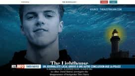 RTL INFO 13H : Un journaliste australien enquête sur la disparition de Théo Hayez