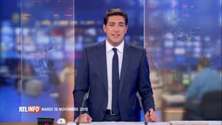 RTL INFO 13H : RTL INFO 13 heures (19/11/2019)