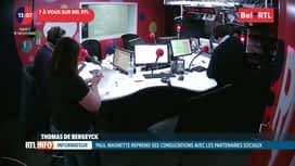 RTL INFO sur Bel RTL : RTL Info 13h du 1911