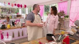 Le meilleur pâtissier : François est romantique