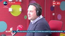 RTL INFO sur Bel RTL : RTL Info 18h du 19/11