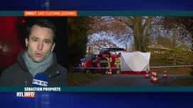 RTL INFO 19H : Un cadavre retrouvé au milieu d'un chemin à Sart-Custinne