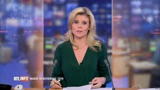 RTL INFO 19H : RTL INFO 19 heures (19/11/2019)
