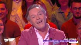 Touche pas à mon poste : Jean-Michel Jimmaire a fait une liposuccion