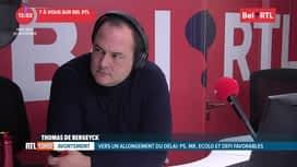 RTL INFO sur Bel RTL : RTL Info 13h du 20/11