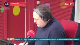 RTL INFO sur Bel RTL : RTL Info 18h du 20/11