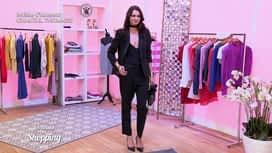 Les reines du shopping : Glamour avec un look masculin-féminin