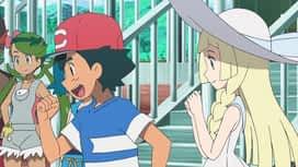Pokemon : 31-La dame qui chuchote à l'oreille des pokémon !