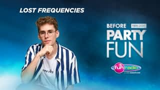 "Lost Frequencies mixe dans le ""Before Party Fun"""