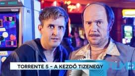 Vígjáték : Torrente 5 - A kezdő tizenegy