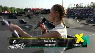 BMX - polufinale