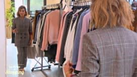 Les Reines du Shopping : Stylée en veste de tailleur : journée 2