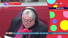 La matinale Bel RTL : L'OTAN était en état de mort cérébrale...