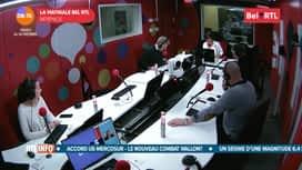 La matinale Bel RTL : La souris qui parle... (26/11/19)