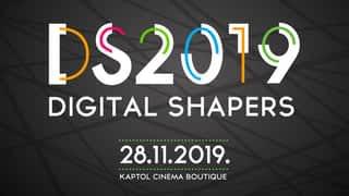 Digital Shapers konferencija 2019.