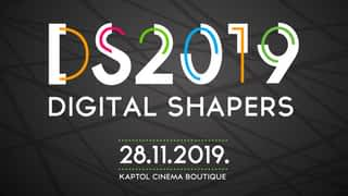 Digital Shapers konferencija 2019.