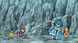 Pokemon : 28-Un visiteur de l'océan !