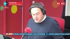 RTL INFO sur Bel RTL : RTL Info 18h du 26/11
