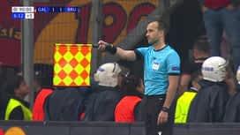 Champions League : Galatasaray - FC Bruges : 2ème mi-temps
