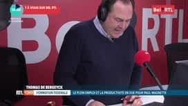 RTL INFO sur Bel RTL : RTL Info 13h du 27/11