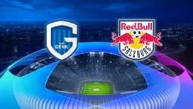 Champions League : 27/11: Genk - Salzbourg (les buts)