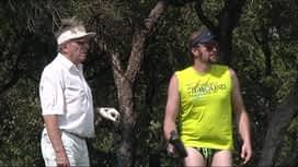 Les embrouilles de François : Gêneur du golf