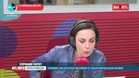 RTL INFO sur Bel RTL : RTL Info 8h du 28/11
